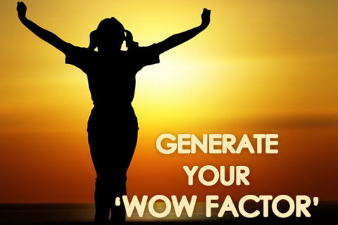generate your wow factor